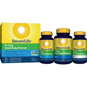 Renew Life Total Body Cleanse 14-Day Program