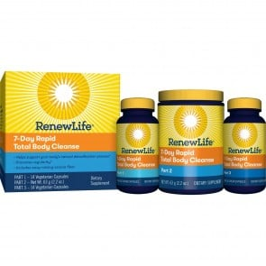 Renew Life Advanced Rapid Cleanse 7-Day Program