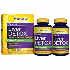 Renew Life Liver Detox 30-Day Program