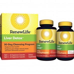 Renew Life Liver Detox 30-Day Program