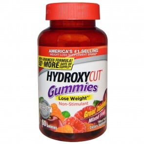 Hydroxycut GUMMIES 60 Gummies