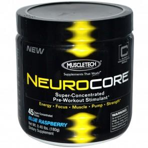 Muscletech NeuroCore Blue Raspberry 180g