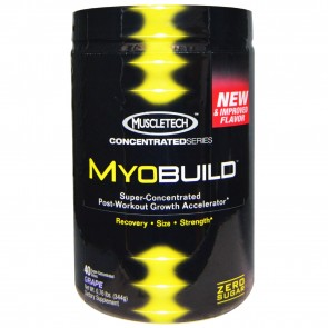 Muscletech MyoBuild Grape 348 g