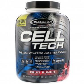 MuscleTech Cell Tech Fruit Punch 6 lbs