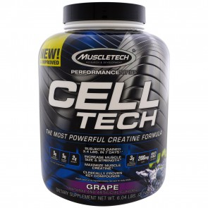 MuscleTech Cell Tech Grape 6 lbs