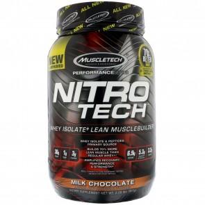 MuscleTech Nitro Tech Milk Chocolate 2 lbs