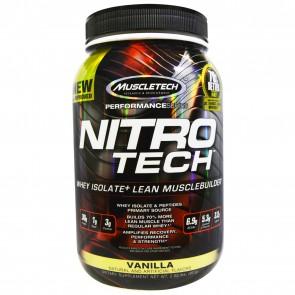 MuscleTech Nitro Tech Vanilla 2 lbs