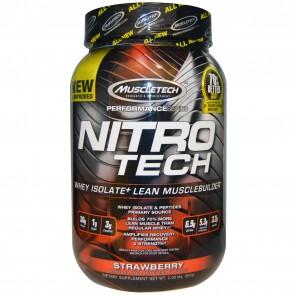 MuscleTech Nitro Tech Strawberry 2 lbs