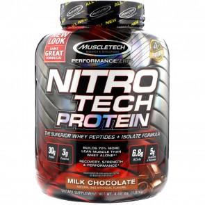 MuscleTech Nitro Tech Chocolate 4 lbs