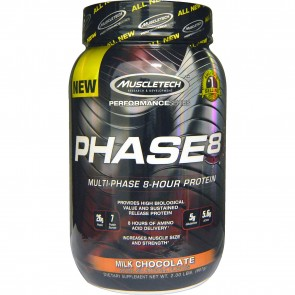 Muscletech Phase8 Chocolate 2 lbs