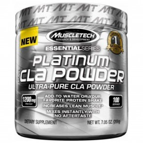MuscleTech Essential Series Platinum Pure CLA Powder 200g