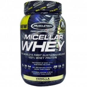 Muscletech Micellar Whey Vanilla 2 Lbs