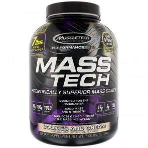 Muscletech Mass Tech Cookies And Cream 7 lbs
