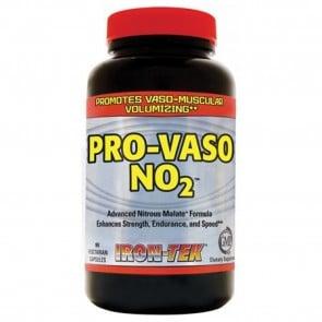 Iron Tek - Pro-Vaso NO2 - 90 Vegetarian Capsules