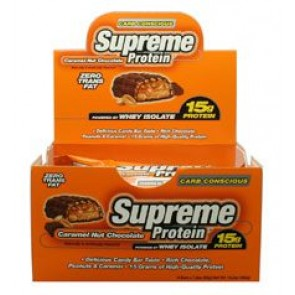 Supreme Protein Snack Bar Caramel Chocoate