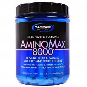 Gaspari Nutrition- Amino Max 8000 350 Tablets