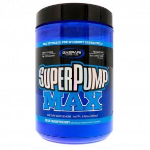 Gaspari Nutrition Superpump Max Blue Raspberry 1.41 lbs