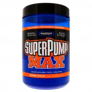 Gaspari Nutrition Superpump Max Orange Cooler 1.41 lbs