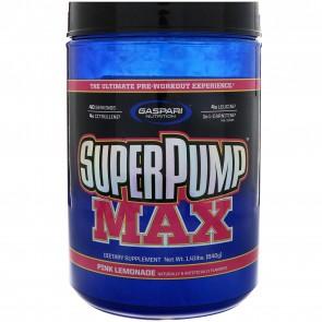 Gaspari Nutrition SuperPump Max Pink Lemonade 1.41 lbs