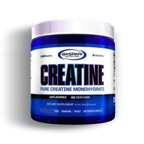 Gaspari Nutrition Qualitine Creatine Monohydrate Unflavored 60 Servings