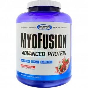 Gaspari Nutrition Myofusion Advanced Protein Strawberry & Cream 4 lbs