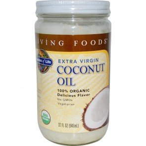 Garden of Life Coconut Oil 32 oz