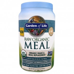 Garden of Life Raw Organic Meal 2 lbs