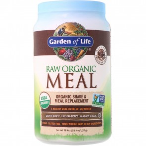 Garden of Life Real Raw Chocolate (33.5 Ounces Powder)