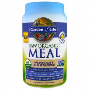 Garden of Life Real Raw Vanilla (33.5 Ounces Powder)