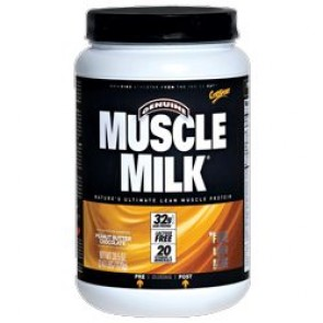 CytoSport Muscle Milk Peanut Butter Chocolate 2.47 lbs