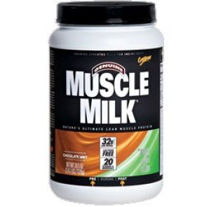 CytoSport Muscle Milk Chocolate Mint Chip 2.47 lb