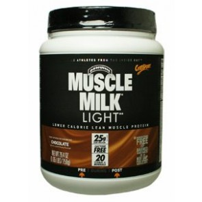 CytoSport Muscle Milk Light Chocolate 1.65 lbs
