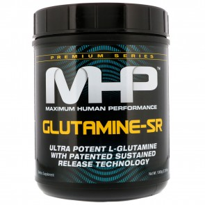 MHP Glutamine SR Unflavored 2.2 lbs