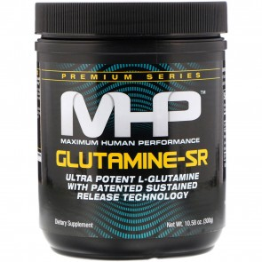 MHP Glutamine SR Unflavored 10.6 oz