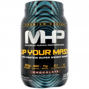 MHP Up Your Mass Premium Series Chocolate 2.35 lbs