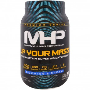 MHP Up Your Mass Premium Series Cookies & Cream 2.33 lbs