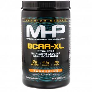MHP BCAA-XL Ultra BCAA With Extra Leucine Tangerine 300 Grams