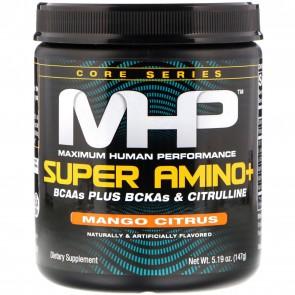 MHP Super Amino Mango Citrus 30 Servings