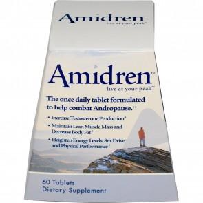 Sera-Pharma Amidren Andro T 60 Tablets