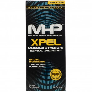 MHP Xpel Maximum Strength Diuretic 80 Capsules