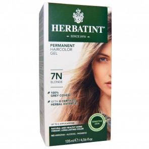 Herbatint Herbal Haircolor Gel Permanent 7N Blonde