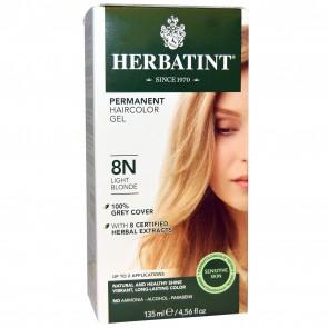 Herbatint Herbal Haircolor Gel Permanent 8N Light Blonde