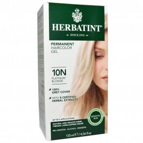 Herbatint Herbal Haircolor Gel Permanent 10N Platinum Blonde