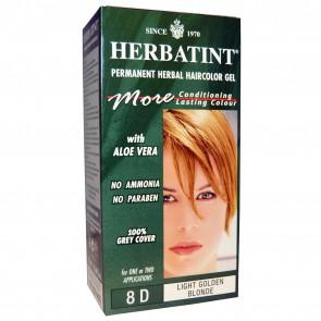 Herbatint Herbal Haircolor Gel Permanent 8D Light Golden Blonde