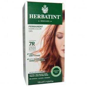 Herbatint Herbal Haircolor Gel Permanent 7R Copper Blonde