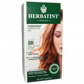 Herbatint Herbal Haircolor Gel Permanent 8R Light Copper Blonde