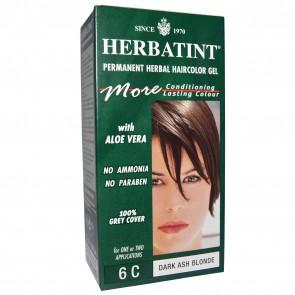 Herbatint Herbal Haircolor Gel Permanent 6C Dark Ash Blonde