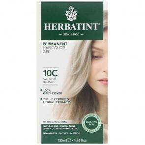 Herbatint Herbal Haircolor Gel 10C Swedish Blonde