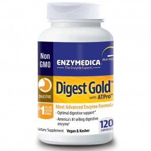 Enzymedica Digest Gold with ATpro 120 caps