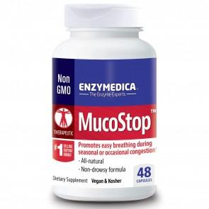 Enzymedica - Muco Stop, 48 capsules